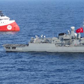 Ενεργοποιήθηκε ο μηχανισμός για την πρόκληση κρίσης ανάμεσα σε Ελλάδα καιΤουρκία