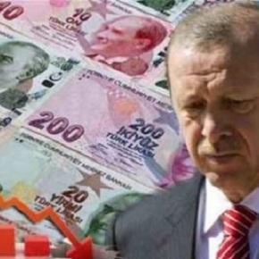 Φόρα – κατηφόρα πάλι για την τουρκική λίρα… λόγω εμπορικούπολέμου