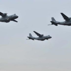 Τουρκικά αεροσκάφη CN-235 παραβίασαν τον ελλαδικό εναέριο χώρο τον Δεκαπενταύγουστο