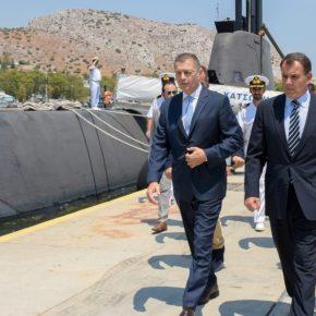 ΥΕΘΑ: Αξιόπιστος πυλώνας σταθερότητας και ειρήνης οι ΈνοπλεςΔυνάμεις