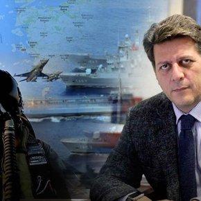 Ομολογία στρατιωτικής αδυναμίας απέναντι στην Τουρκία από την κυβέρνηση: Τι σημαίνει η δήλωση-σοκ τουΜ.Βαρβιτσιώτη