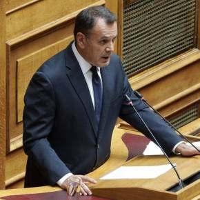 Ηχηρό μήνυμα του υπουργού Άμυνας: Όποιος διανοηθεί να μας επιτεθεί, θα το πληρώσειακριβά