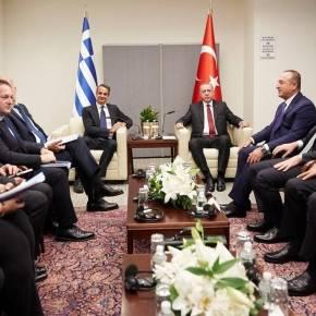 Συνάντηση Μητσοτάκη – Ερντογάν: Τι συζήτησαν οι δύοηγέτες