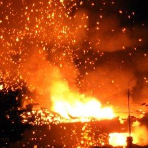 Τουρκοκυπριακές αρχές για την βιβλική καταστροφή στην αποθήκη πυρομαχικών της Κερύνειας: «Μπορεί να ήταν καισαμποτάζ»