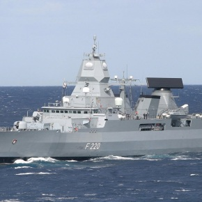 Πολεμικό Ναυτικό: Οι φρεγάτες F-124 ως επιλογή νέου πλοίου ΑεράμυναςΠεριοχής