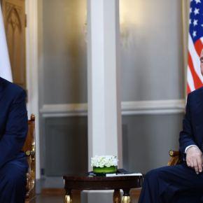«Μπρα-ντε-φερ» Ρωσίας-ΗΠΑ για τον έλεγχο του Αιγαίου: O Tραμπ στέλνει Πομπέο στην Αθήνα – Η Μόσχα προτείνειόπλα