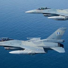 Σε παρατεταμένη ετοιμότητα οι ελληνικές ΕΔ: ΠΑ και ΠΝ γίνονται οι «σκιές» των Τούρκων – Εγρήγορση και αεροπορική υπεροχή στοΑιγαίο