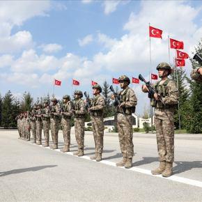 «Πολεμική» ενεργοποίηση από τους Τούρκους: Με άσκηση «επιστράτευσης» στην Α.Θράκη απαντούν στον «Παρμενίωνα» – Δείτε εικόνες &βίντεο