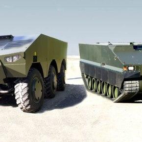 Τεθωρακισμένα οχήματα στον ΕΣ: Ερπύστρια ή τροχός; Τα υπέρ και τακατά
