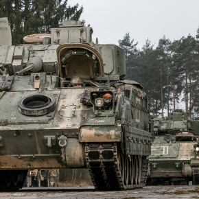 Επανέρχεται το θέμα απόκτησης M2 Bradley για τον ΕλληνικόΣτρατό