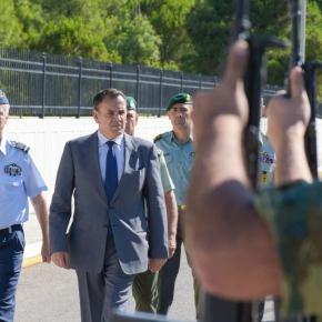 Ηχηρό μήνυμα του ΥΕΘΑ μια «ανάσα» από τα ελληνοτουρκικά σύνορα: «Είμαστε έτοιμοι να υπερασπιστούμε τα κυριαρχικά μαςδικαιώματα»