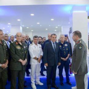 ΥΠΕΘΑ: Οι Ένοπλες Δυνάμεις εντυπωσίασαν στην 84ηΔΕΘ