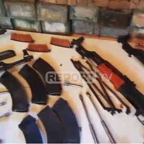 Αποκαλύφθηκαν ομάδες διακίνησης όπλων σε Αλβανία καιΕλλάδα