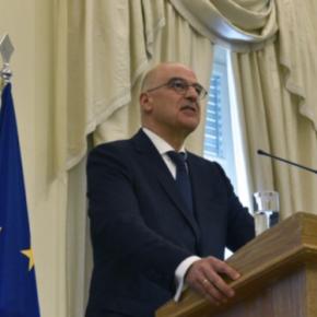 Δένδιας: Κορυφαία προτεραιότητα για τη νέα κυβέρνηση η επίλυση του Κυπριακού – Συνάντηση μεΤσαβούσογλου