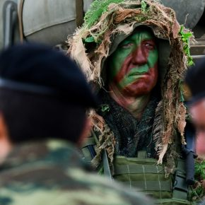Ένοπλες Δυνάμεις: Η Ρωσία στέλνει στρατιωτικούς στην Ελλάδαγια..επιθεώρηση