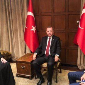 """Το ατόπημα του κ. Ελπιδοφόρου: Συζήτησε με τον Ερντογάν για """"μειονότητα"""" στηνΕλλάδα…"""