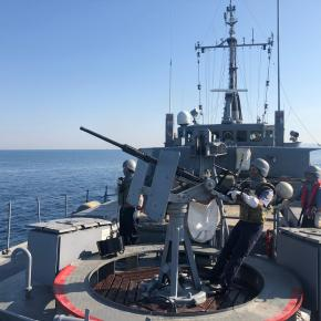 Μεγάλη συγκέντρωση Ελληνικών & Τουρκικών ναυτικών δυνάμεων: Νοτιοανατολικά του Καστελόριζου το Oruç Reis–