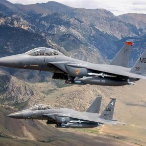 What If: Αγορά F-15H το 1999 αντί των 60 F-16C/D Block 52+ και 25 Mirage2000-5Mk2