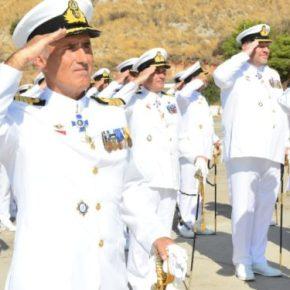ΓΕΝ: «Άλλαξαν χέρια» οι αμφίβιες δυνάμεις του Πολεμικού Ναυτικού[pic]