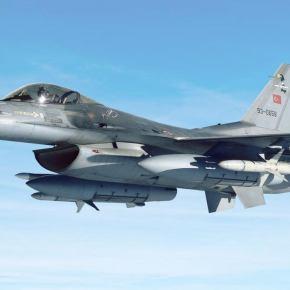 Πολεμικός συναγερμός: Τουρκικά F-16 κατέρριψαν UAV στα σύνορα με τη Συρία – 4 Μ/Κ Ταξιαρχίες έτοιμες να εισβάλλουν στα ανατολικά τουΕυφράτη
