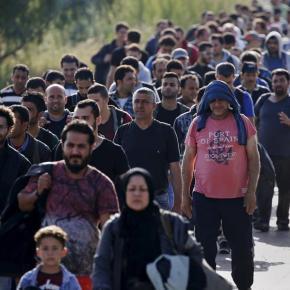 Στοιχεία-σοκ: 66.641 οι παράνομοι μετανάστες στην Ελλάδα! – Κατασκευάζουν hot-spot σε όλη τηνενδοχώρα