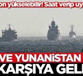 Οι Τούρκοι μιλάνε για «κρίσιμη ήμερα» αύριο στο Ν.Α.Αιγαίο: «Θα υπάρξει ένταση στοΚαστελόριζο»
