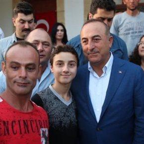 Τσαβούσογλου: Η Τουρκιά ανοίγει «προξενείο» στηνΑμμόχωστο