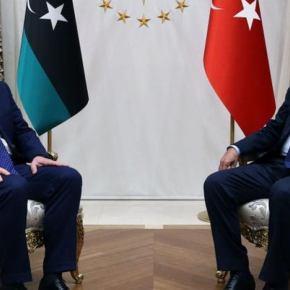 Διάβημα της ισλαμικής κυβέρνησης της Λιβύης στο Ελληνικό ΥΠΕΞ! – Aμφισβητεί τις έρευνες ανοιχτά της Κρήτης – Τουρκικός«δάκτυλος»