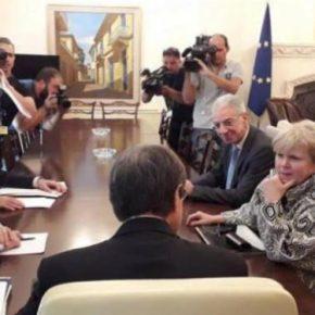 Κυπριακό: «Παραγωγικό» το τετ-α-τετ Αναστασιάδη καιΛουτ