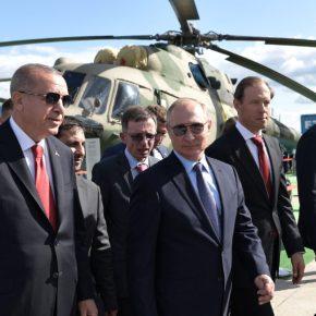 Πούτιν: Ανασχηματισμός της G7 – «Θέλω και την Τουρκία στους εφτάισχυρούς»