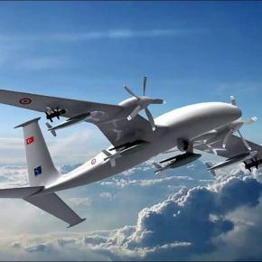Έλληνες πιλότοι για το drone Akinci: «Είναι και γ… τους στόχους!» – Το «ιπτάμενο ψάρι» δεν τρομάζει τηνΠΑ