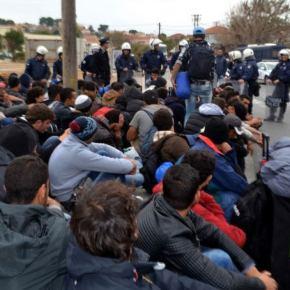 Απόφαση-σοκ: Γεμίζουν τη χώρα με μετανάστες – Μαζική εισβολή 937 ατόμων σε μιάμιση μέρα στο Β.Αιγαίο!