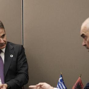 Tα «άκουσε» ο Ράμα από τον Μητσοτάκη: «Δείξε σεβασμό στην ελληνική εθνικήμειονότητα»