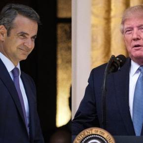 Και τα εξοπλιστικά στην ατζέντα Τραμπ-Μητσοτάκη: Οι ΗΠΑ θέλουν να «σπρώξουν» F-35 στην Ελλάδα – Κρίσιμησυνάντηση