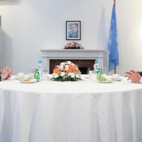 Πρόταση-κλειδί Αναστασιάδη προς Ακιντζί για το φυσικόαέριο