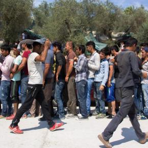 Β. Αιγαίο: Όχι σε νέους πρόσφυγες λέει η Μόρια – 2.292 αφίξεις σε 5ημέρες