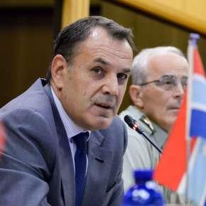 Ο ΥΕΘΑ απαντά στην Άγκυρα: «Δεν φοβόμαστε την τουρκική προκλητικότητα» – «Σχεδιάζουμε συνολική αναβάθμιση τωνΕΔ»