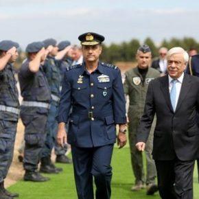 Ηχηρό μήνυμα ΠτΔ προς πάσα κατεύθυνση για την Ελληνική ΠολεμικήΑεροπορία