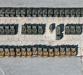 Μπαράζ τουρκικών προκλήσεων: Εσπευσμένη μεταφορά ΤΟΜΑ στην Αδριανούπολη! – Ενισχύουν την 54ηΤαξιαρχία