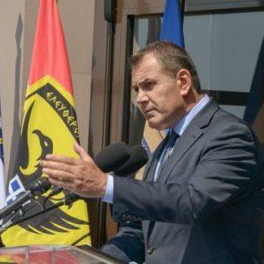 ΥΕΘΑ: Θα διασφαλίσουμε δια της αποτρεπτικής ισχύος των ΕΔ ότι η πατρίδα είναι ασφαλής 2019/09/22 –17:25
