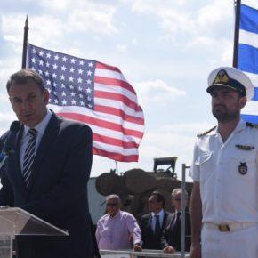 """""""Η Ελλάδα ζητά από τις ΗΠΑ χειροπιαστά ανταλλάγματα για την Αλεξανδρούπολη""""…"""