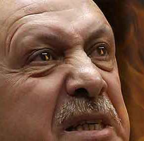 Διψά για αίμα ο Ερντογαν: Ξαναμπαίνω στη Συρία αν ο Τραμπ δεν τηρήσει τις υποσχέσειςτου