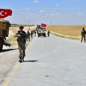 Στα 50 χλμ. μέσα στην Συρία οι τουρκικέςπερίπολοι!