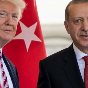 Ο Ερντογάν απειλεί τον Τραμπ: Δεν ξεχνώ το γράμμα σου – Θα επιτεθούμε ξανά αν δεν τηρηθεί ησυμφωνία