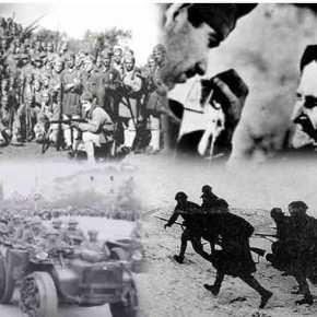 """""""Είναι σήμερα ο Έλληνας έτοιμος να πολεμήσει όπως το1940"""";"""