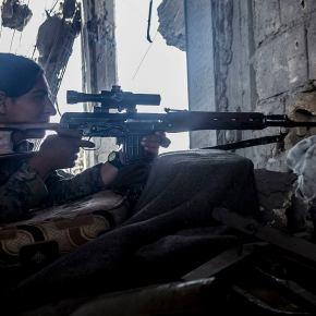 EKTAKTO: Οι Κούρδοι απελευθερώνουν χωριά στην Ain Issa – Κατέσχεσαν στρατιωτικά οχήματα των ΤΕΔ – Νέοι τουρκικοί βομβαρδισμοί στοDerik