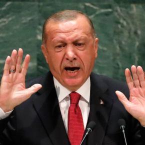Παράφρων και φοβισμένος ο Ερντογάν: Προκάλεσε τον Τραμπ και μετά τα… γύρισε – Θα δει Πενς καιΠομπέο