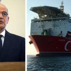 Κρίσιμες στιγμές: Εκτάκτως στην Κύπρο ο Δένδιας – Ανησυχία για τις κινήσεις τηςΆγκυρας
