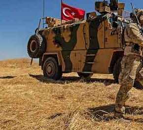Άγκυρα: «Δεν μας ενδιαφέρει το εμπάργκο – Το 90% του εξοπλισμού που χρησιμοποιείται στην Συρία είναι δικόμας»