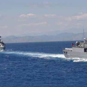 H Tουρκία αμφισβητεί την Ελληνική κυριαρχία στοΑιγαίο